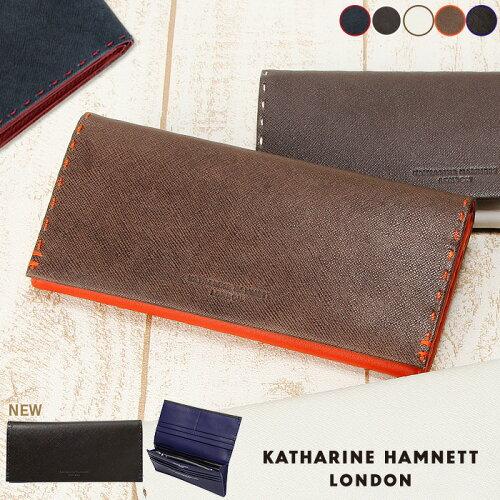 キャサリンハムネット 長財布 カラーテーラード KATHARINE HAMNETT 490-51907 メンズ レディース ...