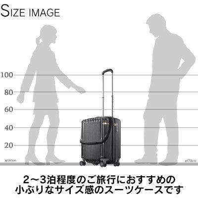 ace.(エース)おすすめのブランドスーツケース5