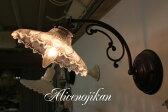 【アンティーク照明】FCW110 19DZ 新型ウォールランプ 【アリスの時間】★