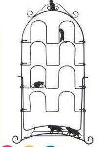 猫 ねこ ネコ キャット 好きならおすすめ【新商品】スリッパラック ネコ