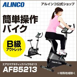 アルインコエアロマグネティックバイク5213/AFB5213