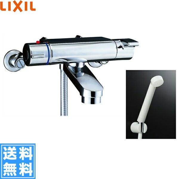 リクシル[LIXIL/INAX]シャワーバス水栓[サーモスタット][ヴィラーゴシリーズ][寒冷地仕様]BF-2147TKNSD【送料無料】