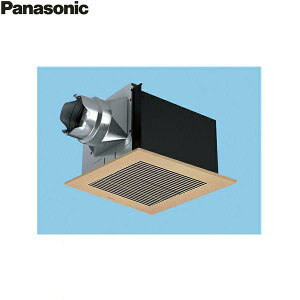 【送料無料】Panasonic[パナソニック]天井埋込形換気扇ルーバーセットタイプFY-24BQ7/82