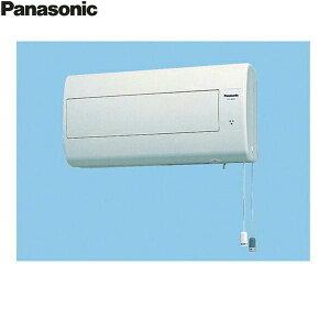 【送料無料】パナソニック[Panasonic]気調・熱交換形換気扇[寒冷地用(壁掛熱交1パイプ・排湿形)][引きひもスイッチ式]FY-16ZJ1-W【RCP】【smtb-tk】【w4】