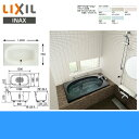 【送料無料】[INAX]人造大理石浴槽[グラスティN浴槽][間口1200mm][2方半エプロン]ABN-1201B【LIXILリクシル】【RCP】【smtb-tk…