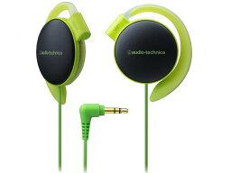 【納期約7〜10日】ATH-EQ500 LGR ライトグリーン [audio-technica オーディオテクニカ] イヤフィットヘッドホン ATHEQ500 LGR