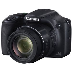 PSSX530HS【送料無料】[CANON キヤノン] デジタルカメラ PowerShot パワーショット SX530 HS