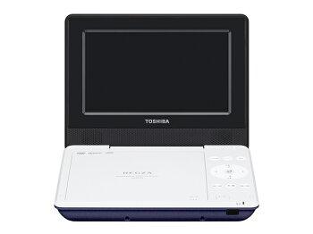 【2015年8月7日発売予定】SD-P710SLブルー[TOSHIBA東芝]ポータブルDVDプレーヤーSDP710SL