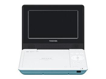 【2015年8月7日発売予定】SD-P710SGグリーン[TOSHIBA東芝]ポータブルDVDプレーヤーSDP710SG