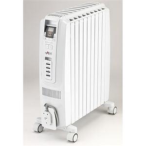 DDQ0915-WH【送料無料】デロンギ ドラゴンデジタル オイルヒーター(10〜13畳) ホワイト D...