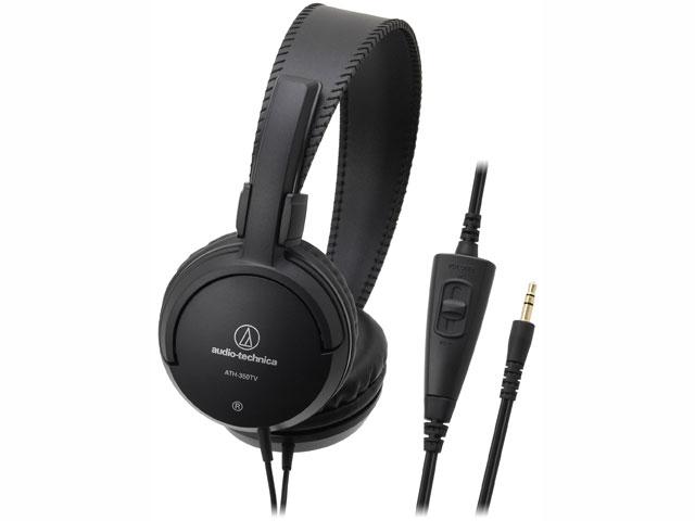 オーディオ, ヘッドホン・イヤホン 710ATH-350TV audio-technica ATH350TV