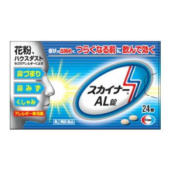 【第2類医薬品】エーザイスカイナーAL錠48錠