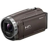 【納期約7〜10日】HDR-CX680-TI 【送料無料】[SONY ソニー] デジタルHDビデオカメラレコーダー ブロンズブラウン HDRCX680TI