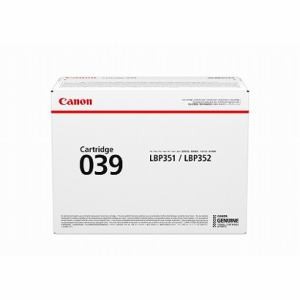 【納期約7〜10日】CRG-039【送料無料】[Canon キヤノン] トナーカートリッジ039 CRG039