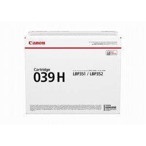 【納期約7〜10日】CRG-039H【送料無料】[Canon キヤノン] トナーカートリッジ039H CRG039H
