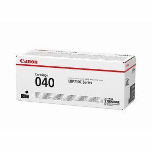 【納期約7〜10日】CRG-040BLK【送料無料】[Canon キヤノン] トナーカートリッジ040(ブラック) CRG040BLK