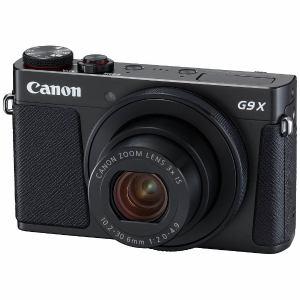 デジタルカメラ, コンパクトデジタルカメラ 31PSG9XMK2BK canon PowerShot G9 X Mark II