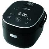 ◆【在庫あり翌営業日発送OK F-1】SHARP シャープ KS-CF05B-B マイコン炊飯器 3合炊き ブラック系 KSCF05BB