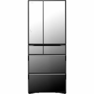 納期約7〜10日  配送設置商品  時間指定不可  代引き不可 HITACHI日立RWXC62NX6ドア冷蔵庫(615L・フレ