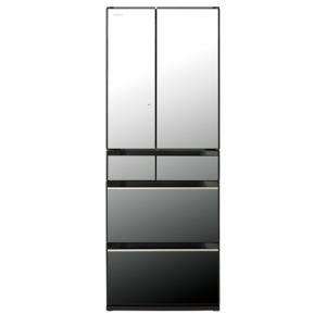 納期約7〜10日  配送設置商品  時間指定不可  代引き不可 HITACHI日立R-HX60R-X6ドア冷蔵庫HXタイプ(6