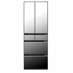 納期約2週間  配送設置商品  時間指定不可  代引き不可 HITACHI日立R-HX54RX6ドア冷蔵庫HXタイプ(540L