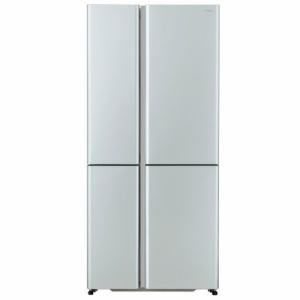 納期約7〜10日  配送設置商品  時間指定不可  代引き不可 AQUAアクアAQR-TZ51K(S)4ドア冷蔵庫(512L・