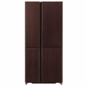 納期約7〜10日  配送設置商品  時間指定不可  代引き不可 AQUAアクアAQR-TZ51K(T)4ドア冷蔵庫(512L・