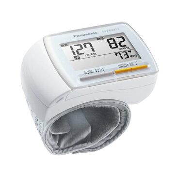 【納期約3週間】EW-BW13-W ホワイト[Panasonic パナソニック]手くび血圧計