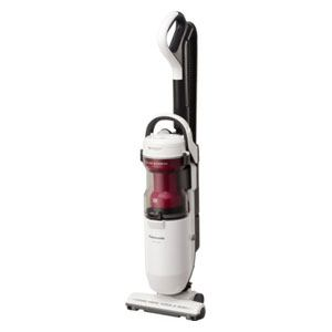 [Delivery date more than one month: MC-SU120A-W white  [Panasonic Panasonic] MCSU120AW stick vacuum cleaner