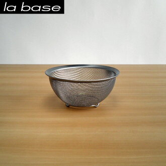 Reverse round stainless steel basket small 15 cm round type monkey small made in Japan arimoto leaves child produced by fs3gm10P28oct13