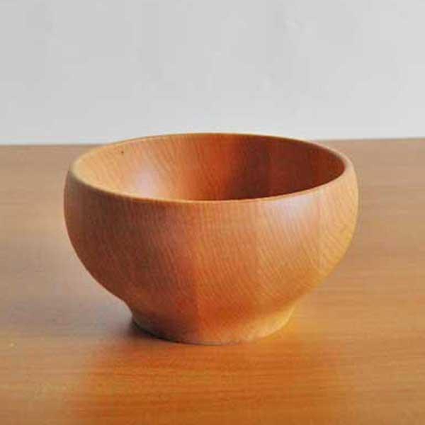 籐芸 木のお椀 Lサイズ メープル