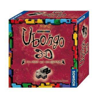 UBONGO ウボンゴ 3D