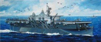 ミリタリー, 戦艦 1350 U.S.S. CVL-22