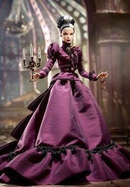 Mattel マテル Barbie バービー ホーンテッドビューティー ミストレスオブザマナー