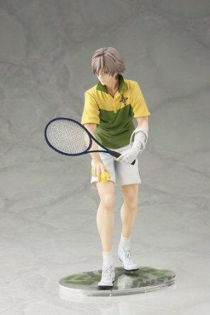 1/8 壽屋  コトブキヤ ARTFX J 新テニスの王子様 白石蔵ノ介:all blue.