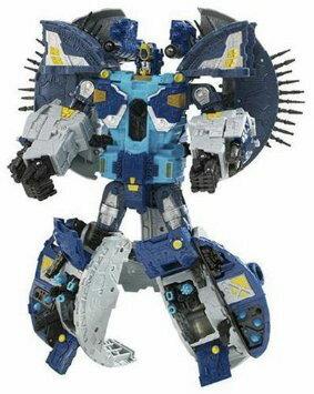 HASBRO ハズブロ トランスフォーマー セイバトロン プライマス ユニクロン:all blue.