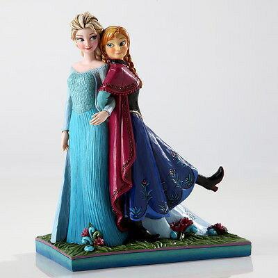 ディズニー ショーケースコレクション アナと雪の女王 シスターズ フォーエバー:all blue.