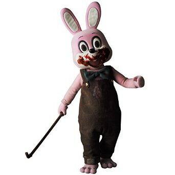 1/6 メディコム RAH リアルアクションヒーローズ サイレントヒル   Robbie the Rabbit ロビー:all blue.