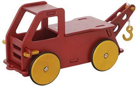 乗用玩具, 木馬・動物 Moover Baby Truck