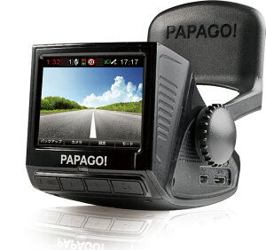 【GoSafe P2Pro】簡単取付 常時録画高画質 車載カメラ ドライブレコーダーエンジンO…
