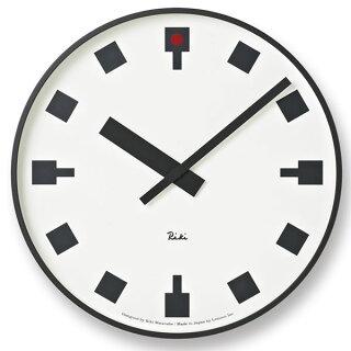 掛け時計☆☆【ポイント10倍&送料無料】【Lemnos/レムノス】日比谷の時計/WR12-03/掛け時計/Riki/壁掛け/壁掛け時計/掛時計/時計/おしゃれ/渡辺力/人気/デザイン/インテリア/北欧/クロック