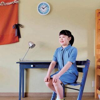 掛け時計ポイント10倍送料無料Lemnosレムノスfunpunclockwithcolor!ふんぷんくろっく掛時計時計保育園幼稚園小学校子どもキッズ子ども部屋勉強おしゃれデザイン北欧モダンインテリアシンプルカラフルふんぷんクロック