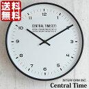 掛け時計INTERFORMインターフォルムCentralTimeセントラルタイムCL-1479電波時計北欧おしゃれかわいい電波人気シンプルおすすめ壁掛け壁掛け時計掛時計時計