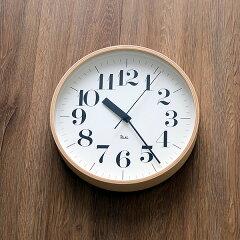掛け時計 Lemnos レムノス riki clock RC リキクロック WR07-11 電…