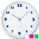 タカタレムノス lemnos 掛け時計 Daily clock ディリークロック レムノス PC09-07 時計 壁掛け 壁掛け時計 掛時計 時計 おしゃれ かわいい 人気 デザイン インテリア 北欧 クロック 楽天 305252 子供 リビング 子供部屋 キッチン 寝室