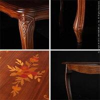 ヴェローナクラシックコーヒーテーブル幅100cm