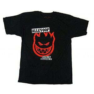 スピットファイア/SPITFIRE× alley Oop COLABO TEE (M) Tシャツ