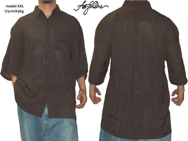 AFO WRINKLE SHIRTSVIP 半袖シャツ BIGサイズ3XL~ 大きいサイズ メンズ シャツ 2L 3L 4L 5L XL XXL XXXL XXXXL キングサイズ ビックサイズ