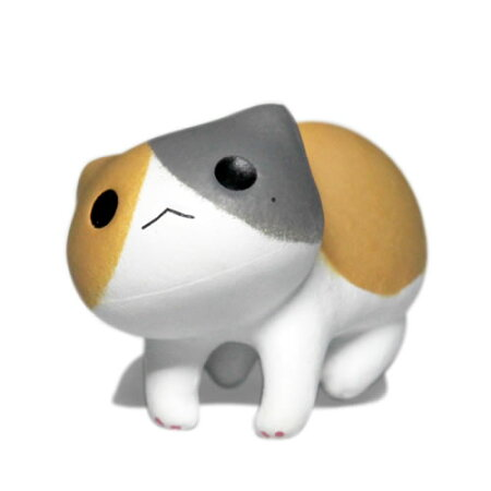 スマホアクセサリーIキャットにゃんこ型イヤホンクリップにゃピタにゃぴたiPhone6/iPhone6Plus等のapple純正イヤホン対応アイラブキャットメンズレディースペアカップル人気かわいいおしゃれスマピイヤホンジャック発キャラクター猫ブランド