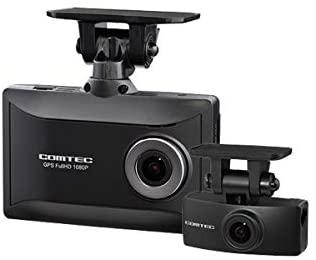 【最大1500円クーポン配布中】ドライブレコーダー 前後2カメラ ドラレコ GPS搭載 日本製 COMTEC (コムテック) HDR963GW